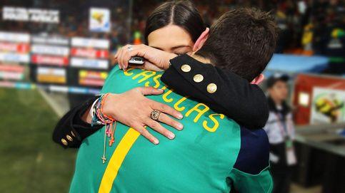 El beso legendario de Iker y Sara que emocionó a España