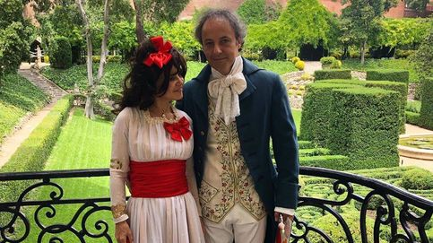El disfraz más insólito de Eugenia y Narcís: la duquesa de Alba y Goya