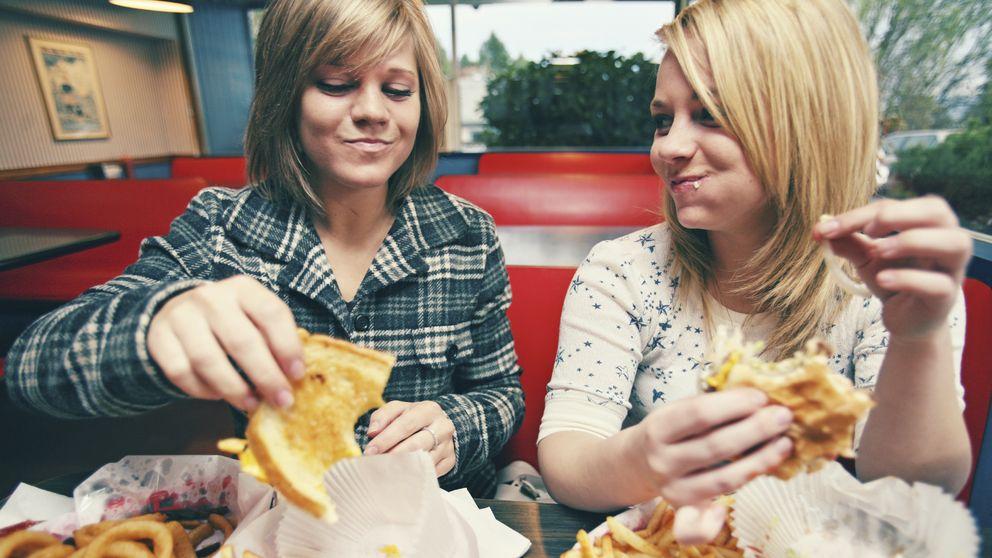 Los menús secretos que ocultan las cadenas de comida rápida
