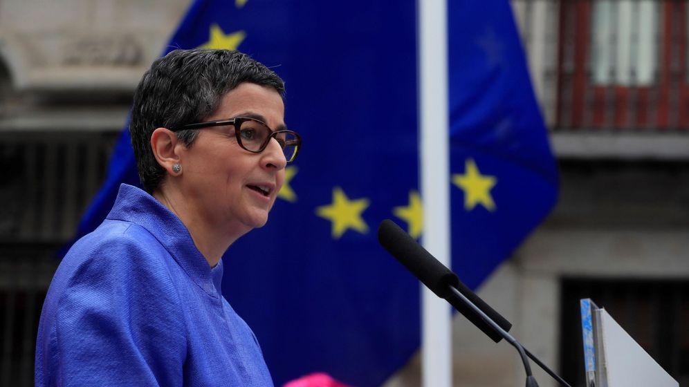 Foto: La ministra de Asuntos Exteriores Arancha González Laya. (EFE)