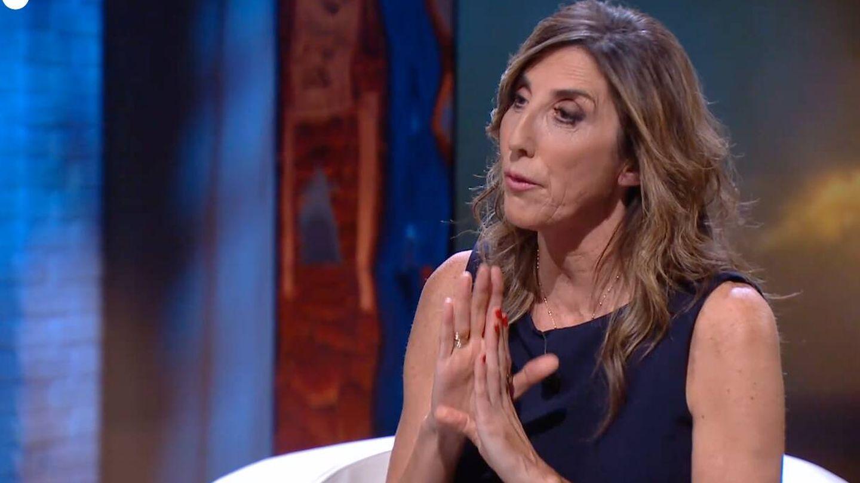 Paz Padilla, en 'Cuarto milenio'. (Mediaset)