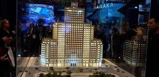 Post de Golpe de efecto de Casanova en el SIMA con su proyecto estrella: Edificio España