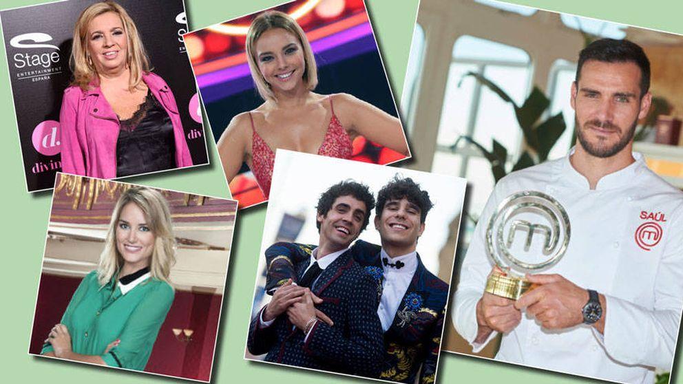 Ni Vázquez ni Pedroche, estos son los 11 personajes televisivos del 2017