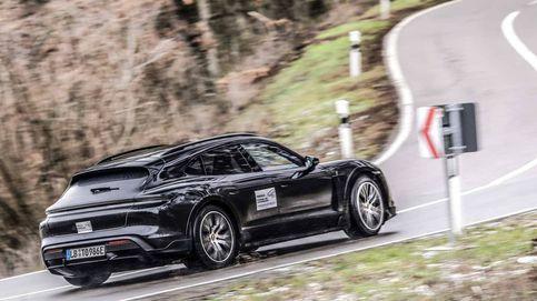 Taycan Cross Turismo, en marcha el todocamino eléctrico más deportivo