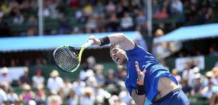 Post de Rafa Nadal cae ante Gasquet en un torneo de exhibición