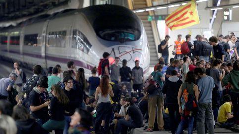 El activismo celebra el colapso de Cataluña pese al fracaso de la huelga