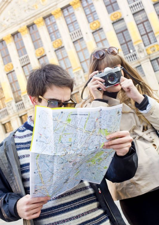 De la Grand Place a Le Chalet Robinson. Bruselas esconde rincones muy hipster (Visit Brussels / E.Danhier)