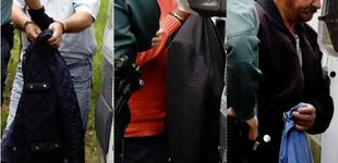 Post de Prisión provisional para dos detenidos por el cuerpo del hombre calcinado en Toques