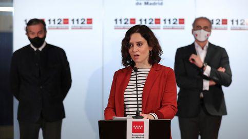 Madrid insiste en los aeropuertos como foco de contagio y no las reuniones