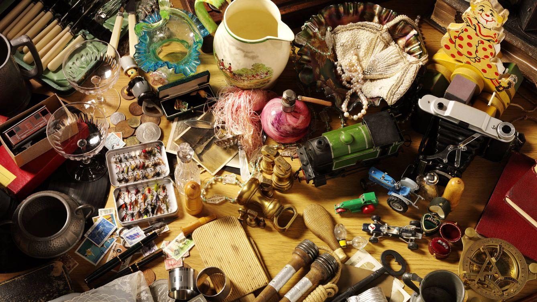 Foto: ¿Trastos o tesoros? (iStock)