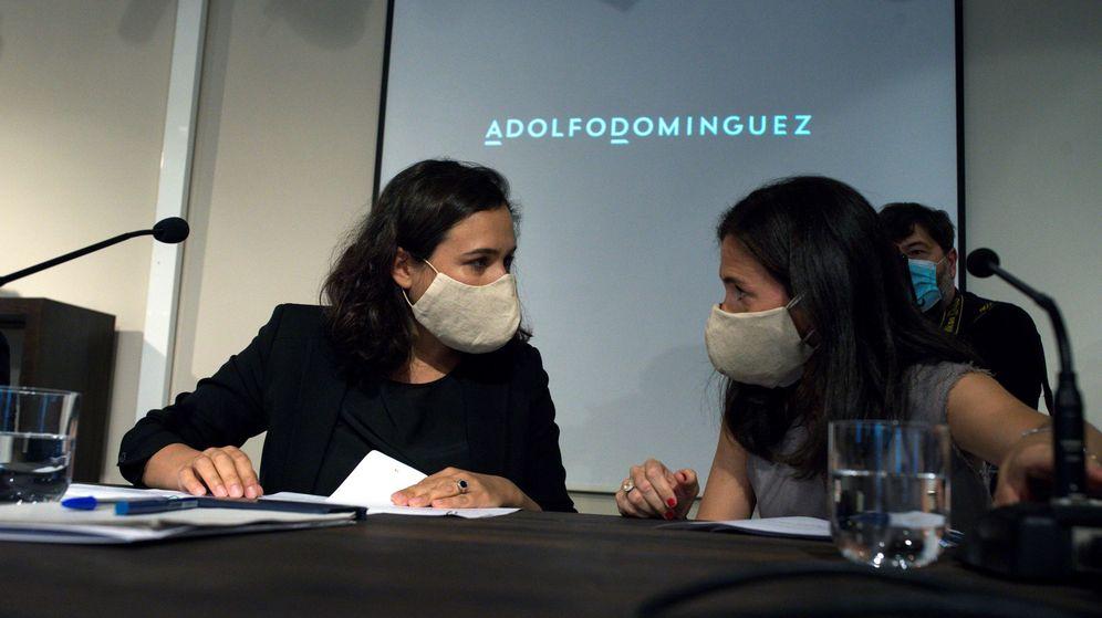 Foto: Consejo de administración de Adolfo Domínguez