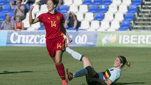 El tacto de la Guardia Civil con la selección femenina antes de la Eurocopa