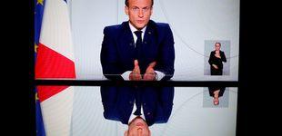 Post de Francia anuncia el confinamiento nacional a partir del viernes