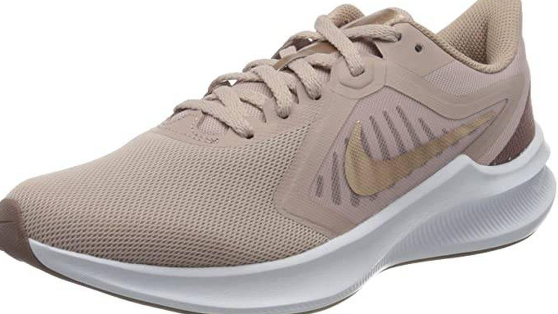 Zapatillas deportivas de Nike. (Cortesía)