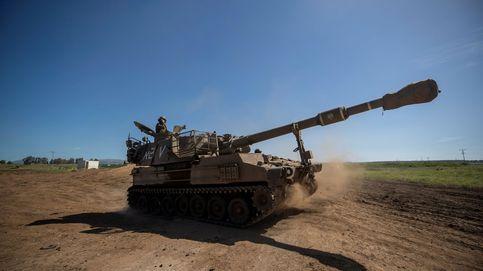 Conflicto Siria-Israel
