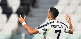 Post de Cristiano Ronaldo cae en la orilla y dice adiós a su competición fetiche