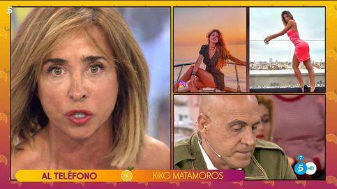 Patiño y Kiko Matamoros se destrozan en 'Sálvame': A mí amenazas ninguna