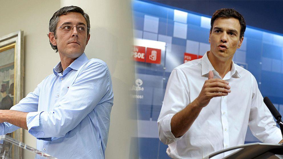 Eduardo Madina irá de número siete en la lista del PSOE por Madrid