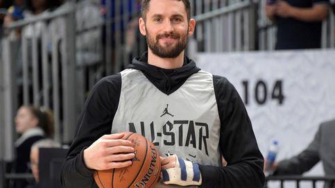 El NBA Kevin Love reivindica visibilidad en la salud mental tras sufrir un ataque de pánico