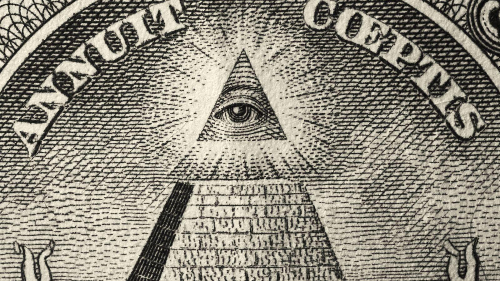 Foto: El ojo que todo lo ve. (iStock)