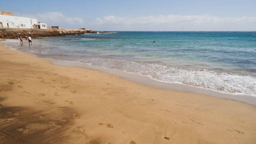Foto: La Playa del Cabrón, en Gran Canaria.