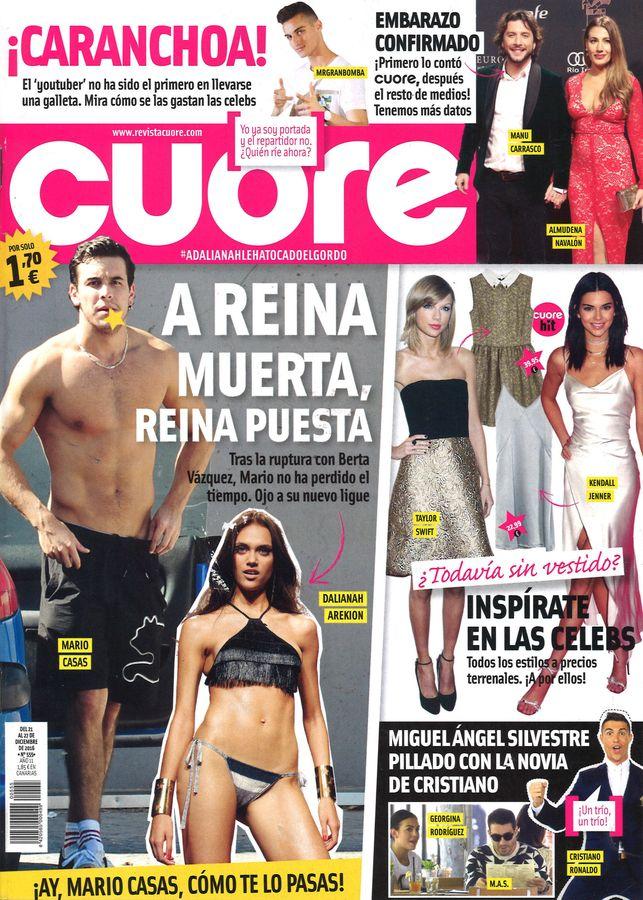 Polémicas y provocadoras: Las 15 portadas de la revista