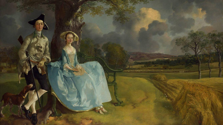 Foto: El cuadro fue pintado a mediados del siglo XVIII, pero no vio la luz del día hasta el siglo XX.
