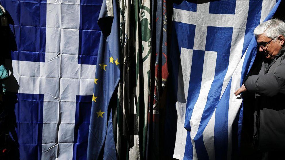 Grecia no llega a fin de mes