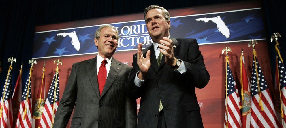 Y después de Obama... ¿es el turno de Bush III?