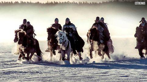 'El último rey': dos vikingos, un biberón... y hachazos a gogó