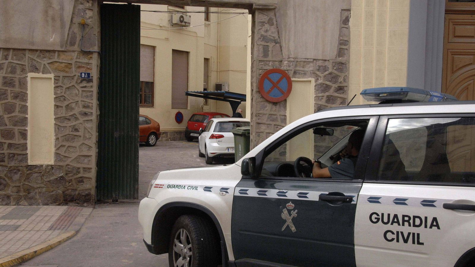 Foto: Un coche de la Guardia Civil (EFE).