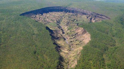 La Puerta del Infierno, el brutal agujero de Siberia que ya jamás podrá cerrarse
