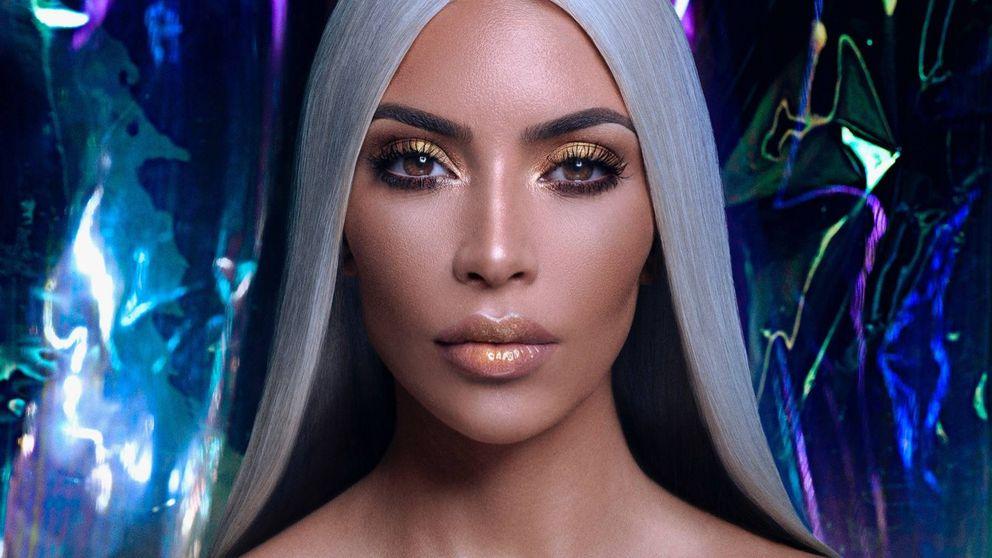 Los secretos de Kim Kardashian para mantener su melena oxigenada perfecta
