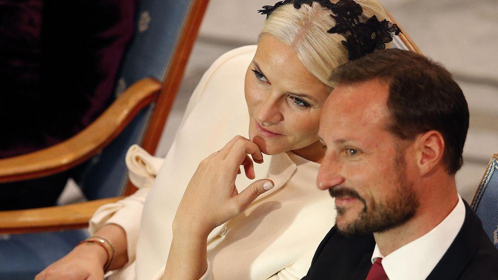 ¿Qué hacían Haakon y Mette-Marit de Noruega en la boda de Pierre Casiraghi?