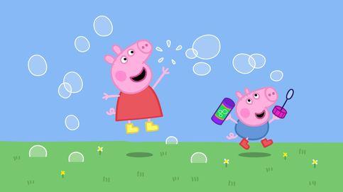 Peppa Pig se dispara un 30% en bolsa: Hasbro compra a eOne por 3.640 M