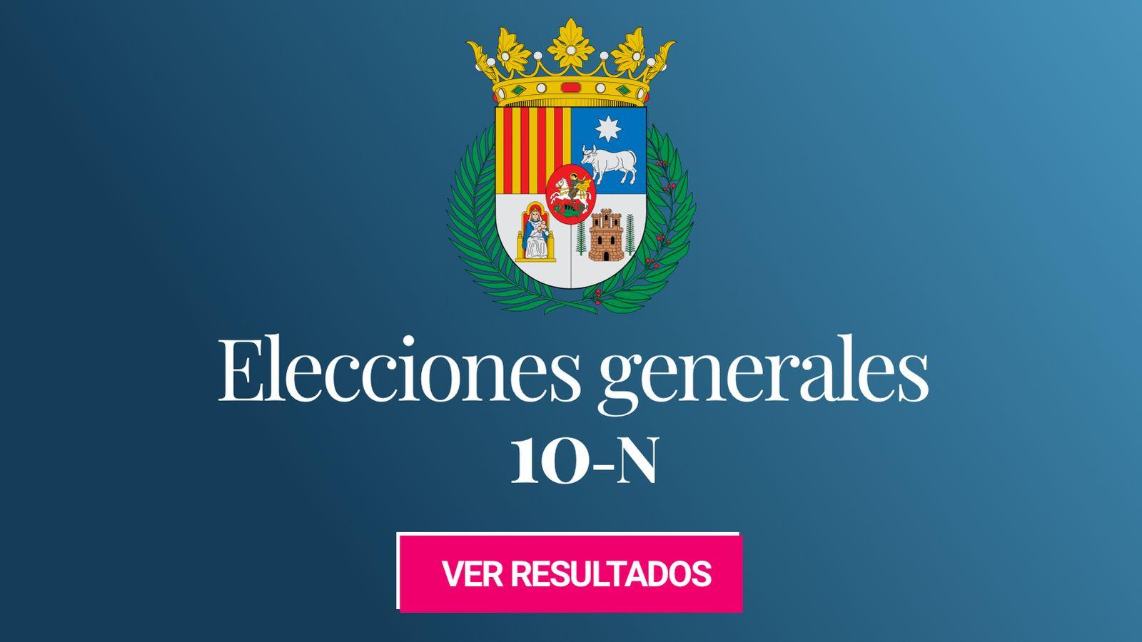 Foto: Elecciones generales 2019 en la provincia de Teruel. (C.C./HansenBCN)