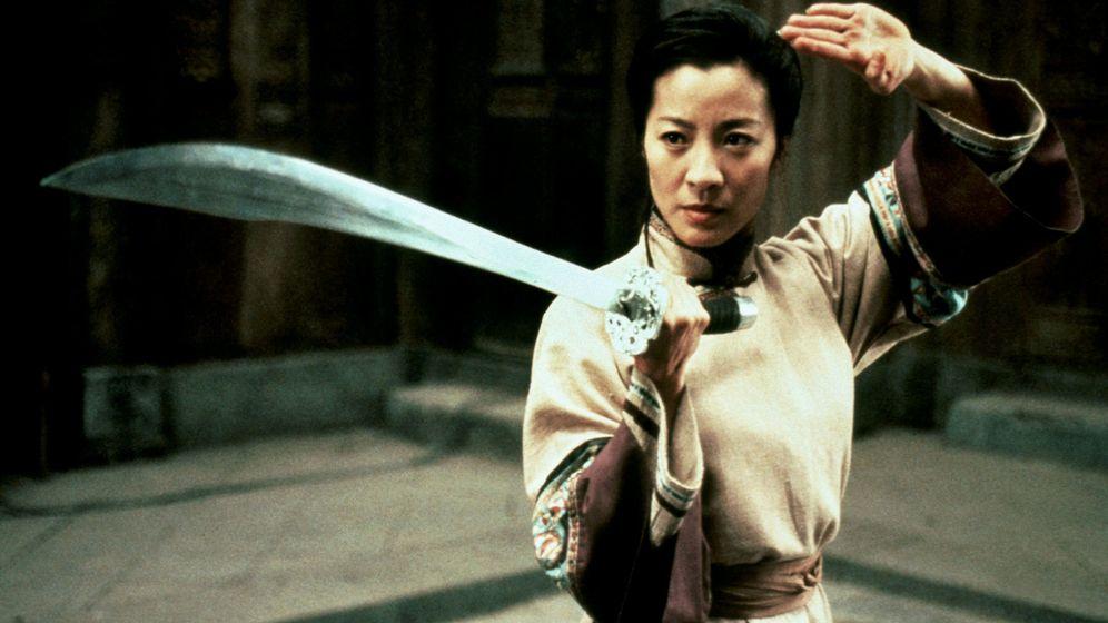 Foto: 'Tigre y dragón', un clásico del cine de artes marciales