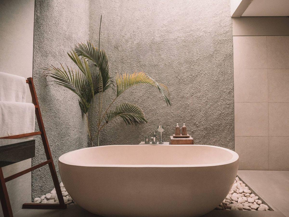 Foto: Tendencias decorativas para tu baño. (Jared Rice para Unsplash)