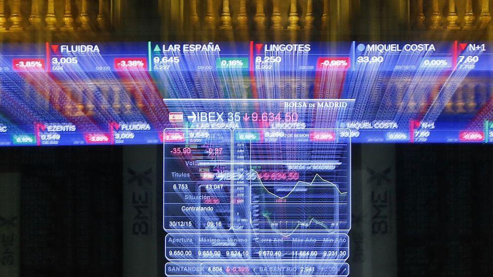 El Ibex pierde el 7,1% en 2015 por la crisis de las materias primas y la política