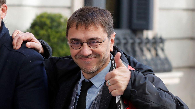 El juez de la 'caja B' de Podemos investiga ya si Monedero cobró comisiones ilegales
