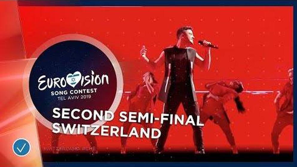 Suiza, en Eurovisión 2019: 'She Got Me', interpretada por Luca Hänni