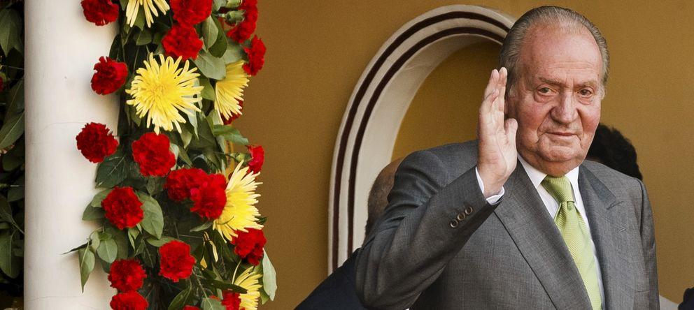 Foto: Don Juan Carlos en una imagen de archivo (Gtres)