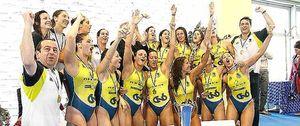 El CN Sabadell se proclama campeón de la Champions femenina de waterpolo