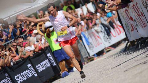 Kilian Jornet consigue su quinta victoria en Sierre Zinal