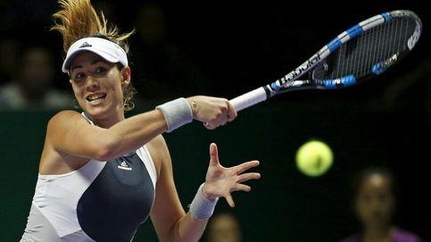 Garbiñe brilla ante Kerber y da un paso de oro hacia 'semis' de las WTA Finals