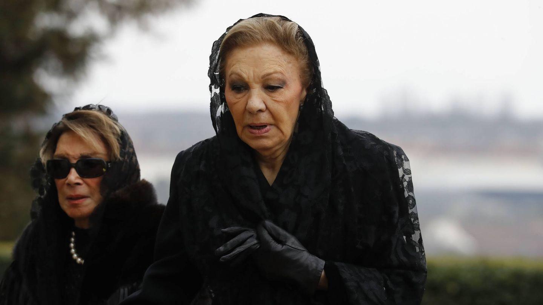 La emperatriz Farah Pahlevi. (CP)