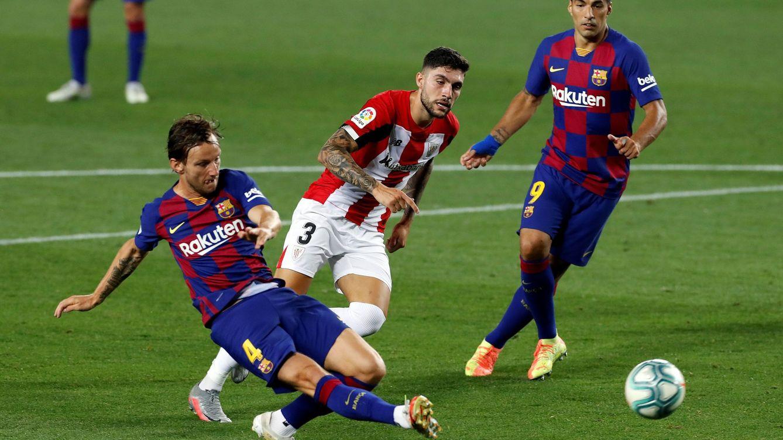 El Barça sobrevive, pero no puede culpar al VAR de su birria de fútbol (1-0)