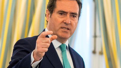 Sectores de CEOE quieren adelantar las elecciones: Garamendi será presidente