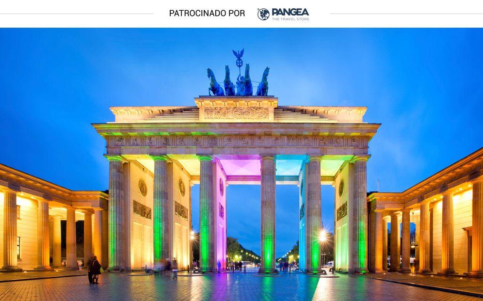 Foto: La Puerta de Brandenburgo, en Berlín. (iStock)