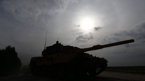 Operación turca contra los kurdos en Siria